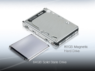 Lenovo SDD vs Magnetic harddrive comparison